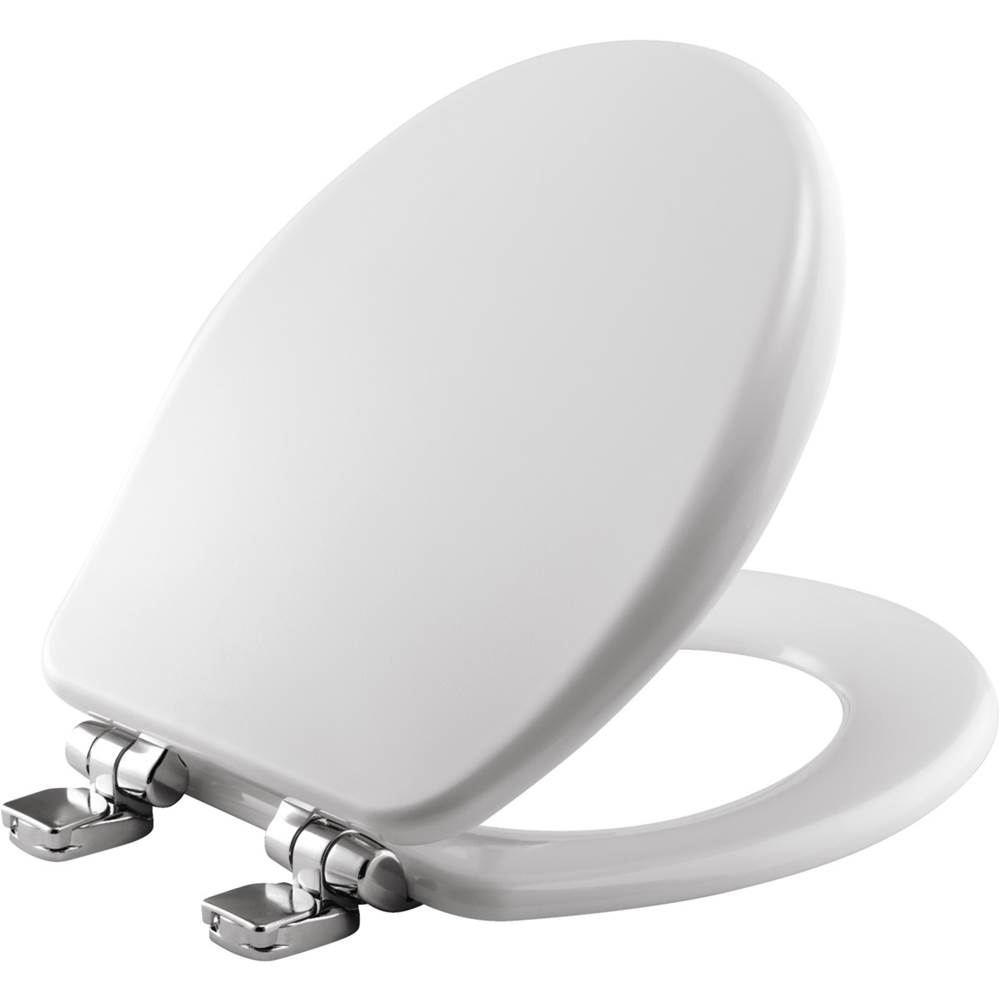 Super Bemis 9170Chsl 000 At The Bourneuf Corporation Round Toilet Machost Co Dining Chair Design Ideas Machostcouk