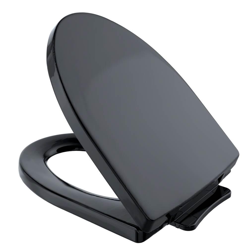 Toto Toilet Seats Black | The Bourneuf Corporation